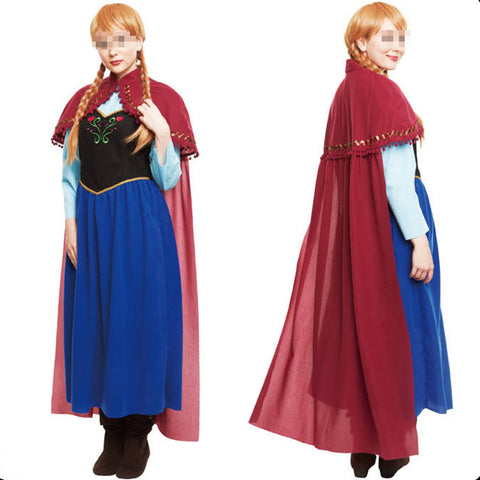 Anna Adult Costume from Frozen