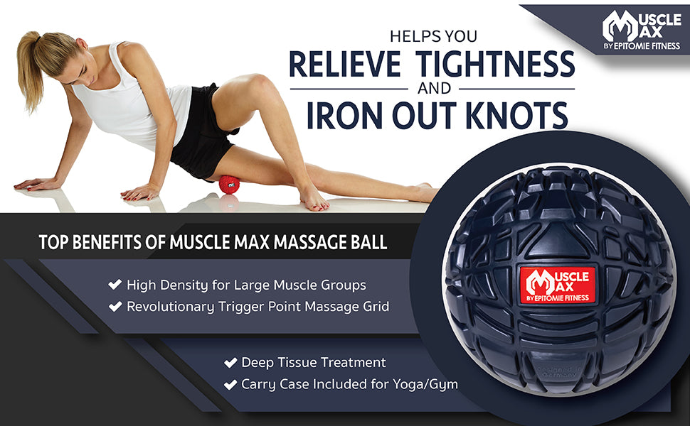 Top Uses and Health Benefits For Massage Balls