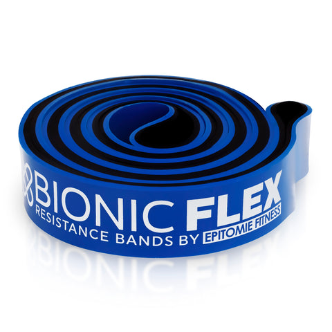 bionic flex band blue