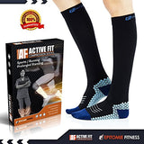 Active Fit Compression Socks (Men & Women) - epitomiefitness