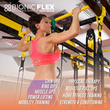 Bionic Flex Pull Up Assistance Band - epitomiefitness