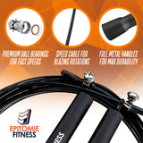 Original Speed Jump Rope - epitomiefitness