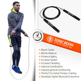 Sonic Boom M2 Speed Jump Rope (Black)