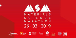 "CORKBRICK will be at ""Materials Science Marathon 2019"""