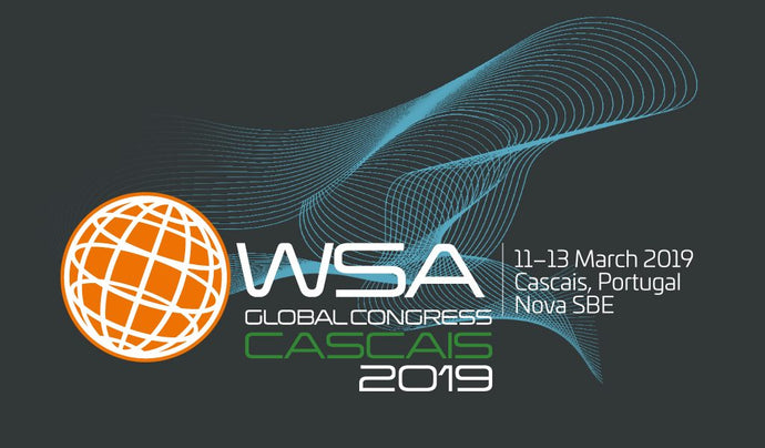 CORKBRICK will be present at WSA - Global Congress Cascais 2019