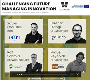 CHALLENGING FUTURE - MANAGING INNOVATION