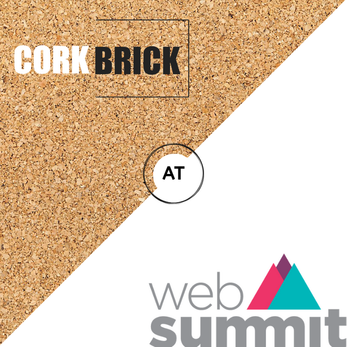 CORKBRICK @ WEBSUMMIT
