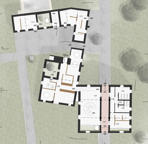 arquitectural plans-architecture-renovation-flexible walls-modular systems-corkbrick-dynamic structures-