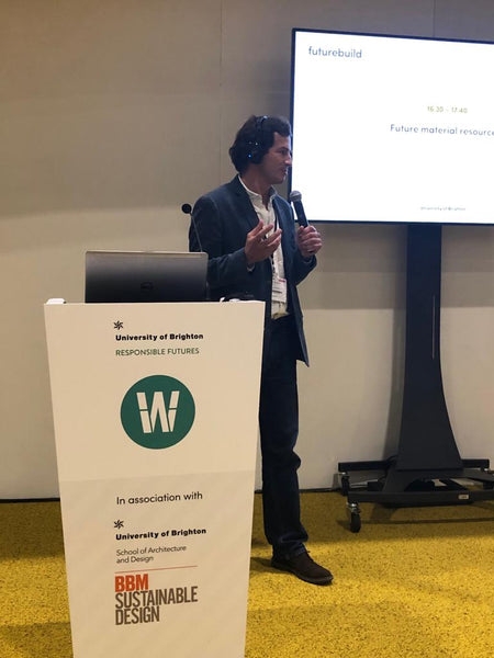 Miguel Reynolds Brandão at Futurebuild 2019