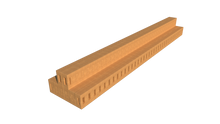 sports bench- natural-cork-corkbrick