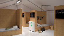 Nigeria Sleeping Pod