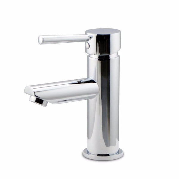 Asker - Chrome Basin Mixer - Luksus Australia - Black Tapware, Gold Tapware, Chrome Tapware, Black Fittings and Fixtures, Black Sinks