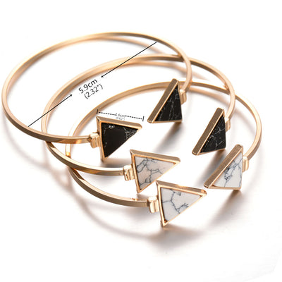 Perfect Triangle - Bracelet