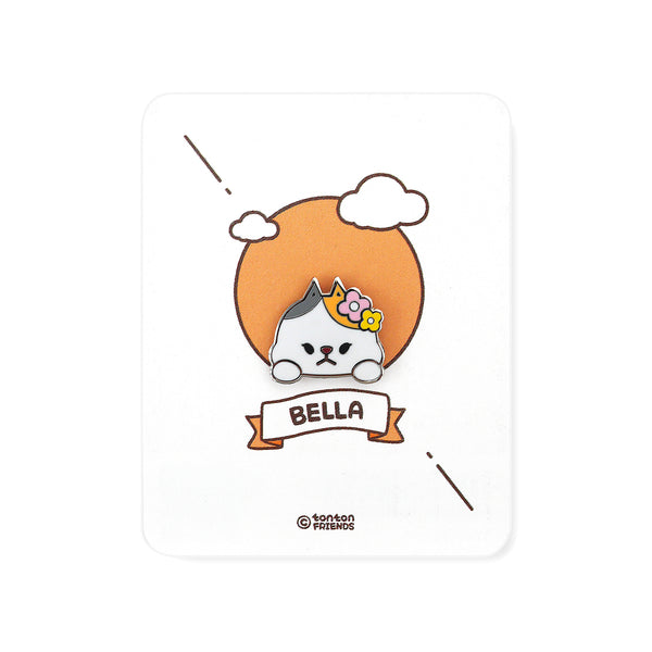 Bella Face Badge