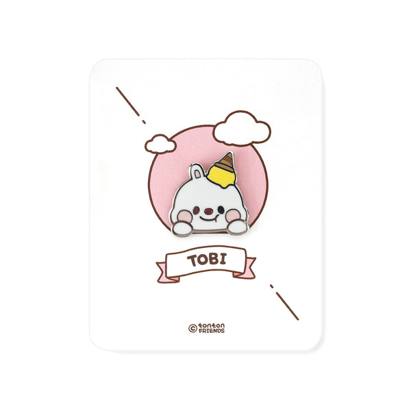 Tobi Face Badge