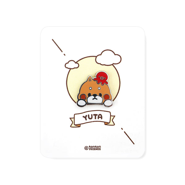 Yuta Face Badge
