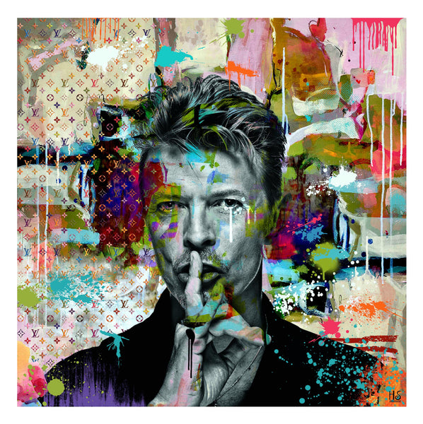 Helt Sort - David Bowie