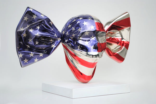Edgar Askolovitch - US Candy, 2015 Sculpture 40 x 67 x 30 cm
