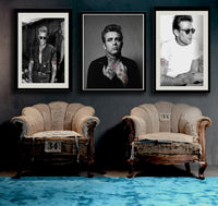 M Tattoo Art - JD James Dean - MMXVII - VIII, 2017 Photography 90 x 60 cm