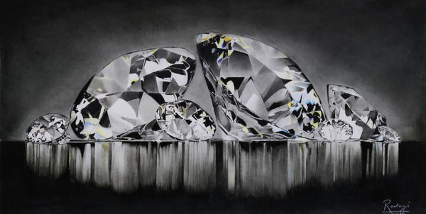 DIAMONDS ARE FOREVER by Vaibhav Rastogi