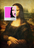 Bea Simpson - Mona Lisa 1960, 2015 Photography 100 x 75 cm - Gilardi Art Gallery