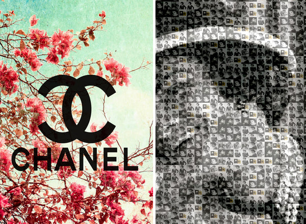 Bea Simpson - Coco Chanel, 2016 Photography 66 x 90 cm - Gilardi Art Gallery