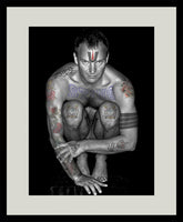 "M  Tattoo Art - ""S"" Sting MMXVI, 2016 Photography 100 x 70 cm"