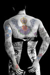 M Tattoo Art -   Tattoo Art M T-torero, 2016 Photography 90 x 60 cm
