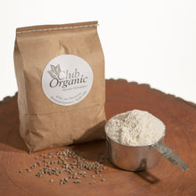 Green Buckwheat Flour