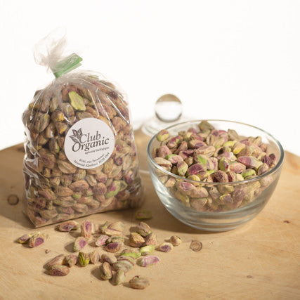 Raw Shelled Pistachio