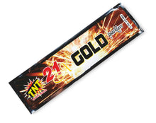 "10"" GOLD SPARKLERS (PACK OF 21) - BUY 1 GET 1 FREE"