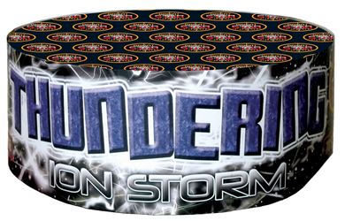Thundering Ion Storm - 78 shot barrage