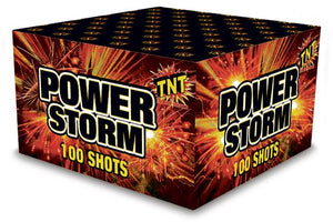 Power Storm - 100 shot barrage - BUY 1 GET 1 FREE