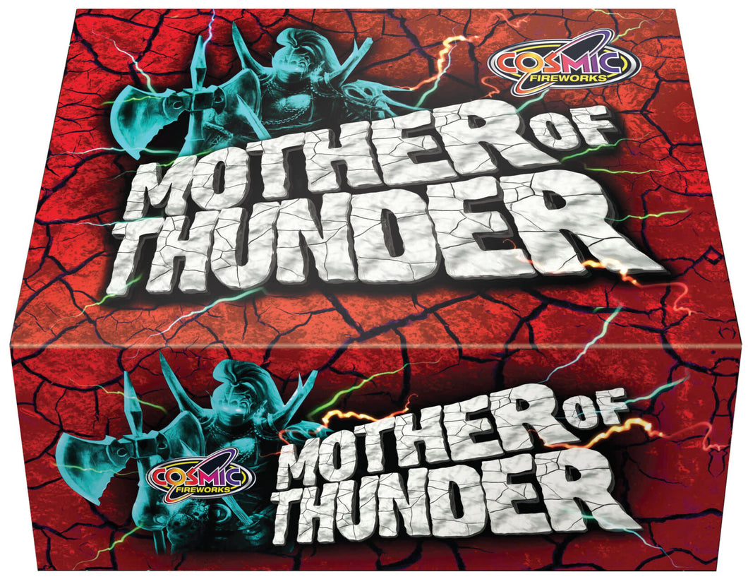 Mother of Thunder 1.3G LOUD Barrage Pack (4 pieces)