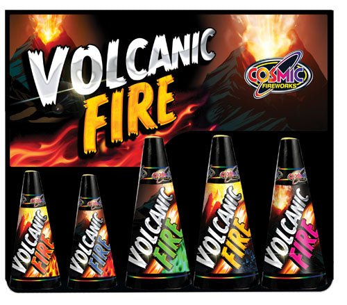 Volcanic Fire (Pack of 5) - BUY 1 GET 1 FREE