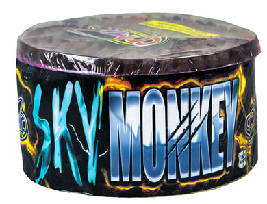 Sky Monkey - 162 shot barrage - BUY 1 GET 1 FREE