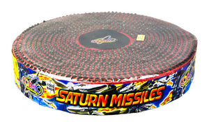 Saturn Missiles Cosmic - 1000 shot barrage