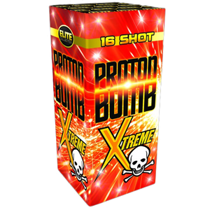Proton Bomb Extreme 1.3G - 16 shot barrage - BUY 1 GET 1 FREE