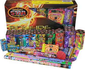 Bonfire Selection Box - BUY 1 GET 1 FREE