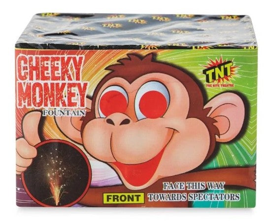 Cheeky Monkeys - BUY 1 GET 1 FREE