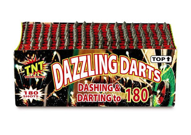 Dazzling Darts - 180 shot barrage - BUY 1 GET 1 FREE