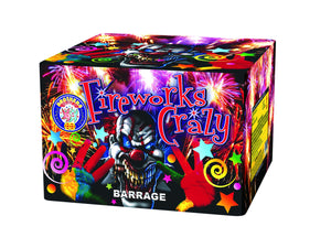 Fireworks Crazy - 100 shot display barrage