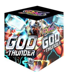 God of Thunder - BUY 1 GET 1 FREE