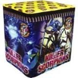 Killer Scorpions - 25 shot LOUD barrage - BUY 1 GET 1 FREE