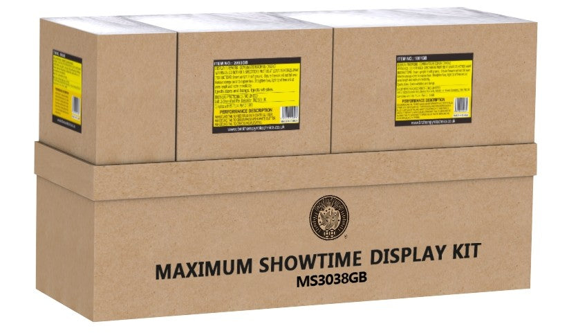Maximum Showtime Display Kit Compound