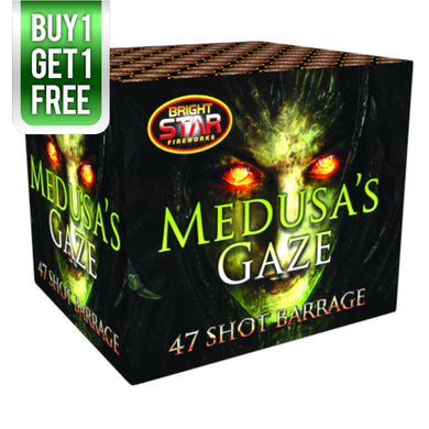 Medusa's Gaze - 47 shot barrage - BUY 1 GET 1 FREE