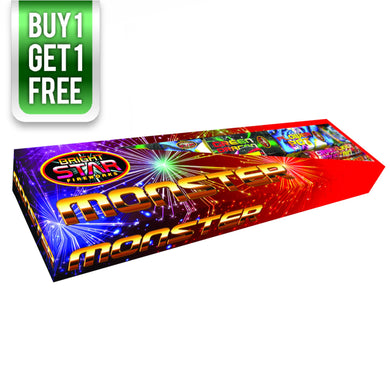 Monster Selection Box - BUY 1 GET 1 FREE
