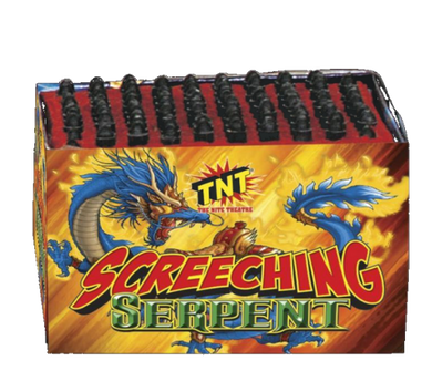 Screeching Serpents - 100 shot barrage - BUY 1 GET 1 FREE
