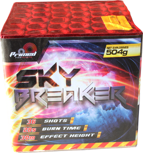 Sky Breaker - 36 shot 1.3G LOUD barrage