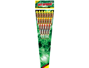 Sky Attack Value Pack Rockets (Pack of 22) - BUY 1 GET 1 FREE
